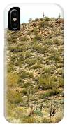 Mountain Of Cactus IPhone Case
