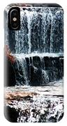 Mountain Stream Waterfall IPhone Case