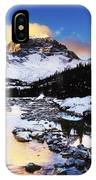 Mountains In The Winter IPhone Case