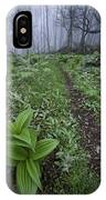 Mountains To Sea Trail IPhone Case