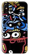 Mouthful Full Color IPhone Case