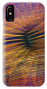 Moving Abstract Lights IPhone Case