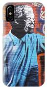 Mr. Nelson Mandela IPhone Case