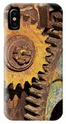 Mud Caked Gears IPhone Case