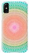 Multicolor Circle IPhone Case