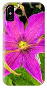 Multicolor IPhone X Case