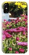 Mums At The Farm Stand IPhone Case