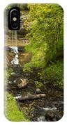 Munising Falls 1 IPhone Case