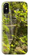 Munising Falls 4 IPhone Case