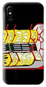 Muscle Cell Anatomy, Artwork IPhone Case