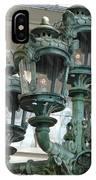 Museum Lights IPhone Case