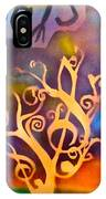 Musical Roots IPhone Case