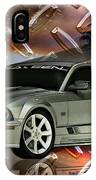 Mustang Saleen  IPhone Case