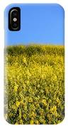 Mustard Grass IPhone Case