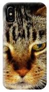 My Bored Cat IPhone Case