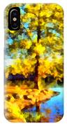 My Golden Impression IPhone Case