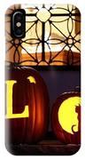 My Pumpkins IPhone Case