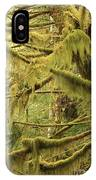 Mysterious Moss IPhone Case