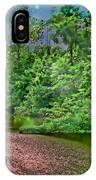 Mystic Lake IPhone Case