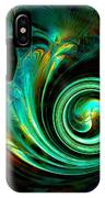 Mystical Spiral IPhone Case