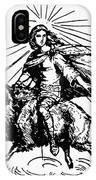 Mythology: Fro (freyr) IPhone Case
