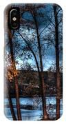 Napanee River At Dawn IPhone Case