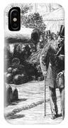 Napoleon IIi At Paris, 1867 IPhone Case