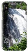 Narada Falls Through The Trees IPhone Case