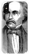 Nathaniel Hawhtorne IPhone Case