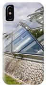 National Botanic Garden Wales Glasshouse IPhone Case