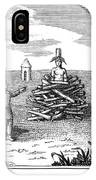 Native American Punishment IPhone Case