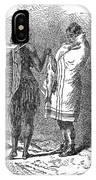 Native Americans: Flatheads IPhone Case