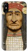 Native Chief IPhone Case