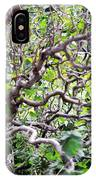 Natural Abstract 3 IPhone Case