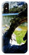 Natural Frame  IPhone Case