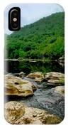 Natural Pangaea  IPhone Case