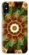 Natural Pinwheel IPhone Case