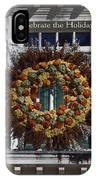 Natural Wreath IPhone Case