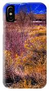 Nature At It's Best In South Platte Park IPhone Case