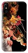 Nature In Autnmn II IPhone Case