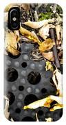 Nature Vs Man IPhone Case