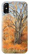 Nature's Canvas IPhone Case