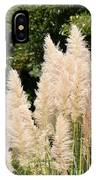 Nature's Feather Dusters IPhone Case