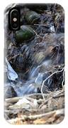 Natures Ice Maker IPhone Case