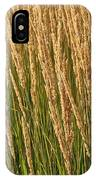 Nature's Own Gold IPhone Case
