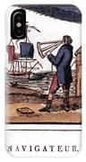 Navigator, 19th Century IPhone Case