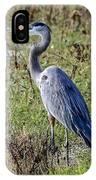 Neighborhood Heron IPhone Case