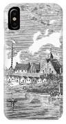 New Amsterdam, 1650 IPhone Case