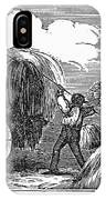 New England: Harvest, 1830 IPhone Case