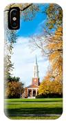 New England Style IPhone Case